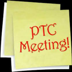 PTC/SAC Meeting Tomorrow
