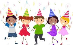 Dance Party! February 20th, 2020  (K-5th Grade)
